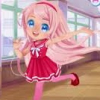 Cutie Student Dress Up: Anime Game