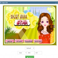 Right Hair Star