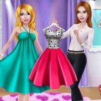 Super Pop Star Dress Up