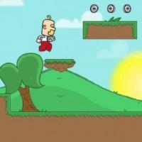 Mustache World: 2 Player Game