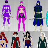 Superhero Girl Maker